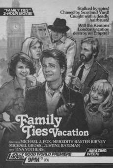Family Ties Vacation online streaming