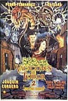 Vacaciones de Terror 2: Noche de Brujas on-line gratuito