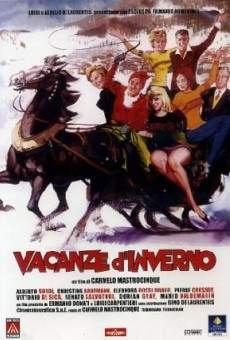 Vacanze d'inverno online streaming