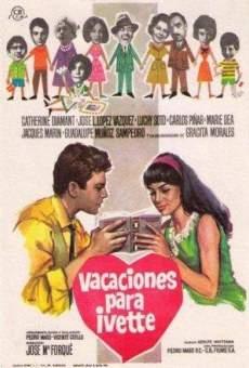 Ver película Vacaciones para Ivette