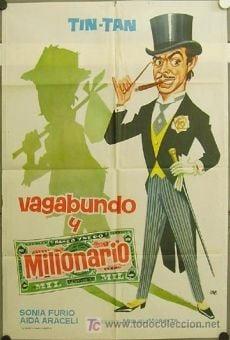 Vagabundo y millonario online