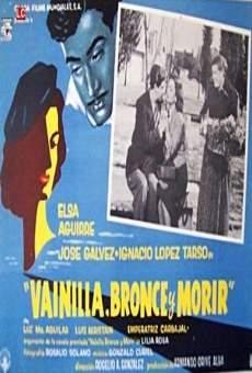 Ver película Vainilla, bronce y morir