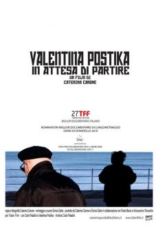 Valentina Postika in attesa di partire online