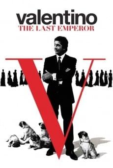 Valentino, el último emperador online
