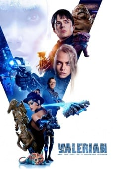 Valerian and the City of a Thousand Planets on-line gratuito