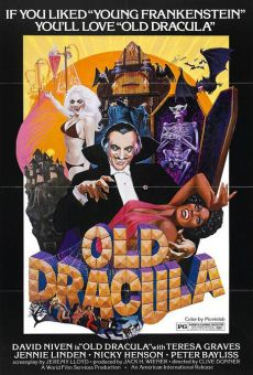 Old Dracula online streaming