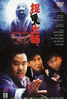Ver película Vampire Buster
