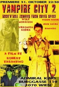 Ver película Vampire City 2: Rock 'N Roll Zombies from Outer Space