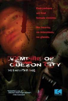 Ver película Vampire of Quezon City
