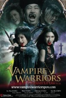 Película: Vampire Warriors