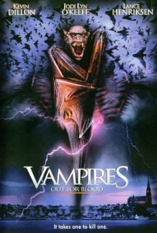 Vampires: Out for Blood on-line gratuito