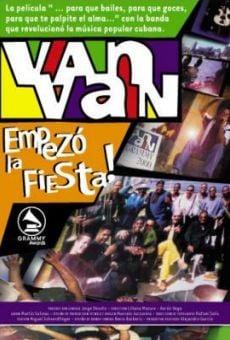 Van Van: ¡Empezó la fiesta! online