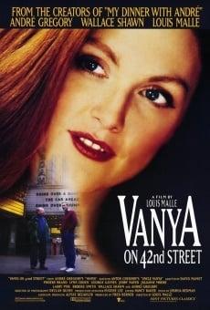 Vania en la calle 42 online