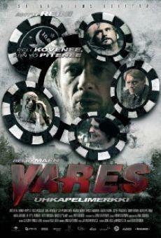Watch Vares - Uhkapelimerkki online stream