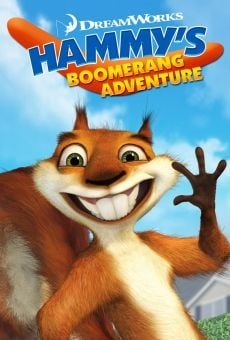 Over the Hedge: Hammy's Boomerang Adventure on-line gratuito