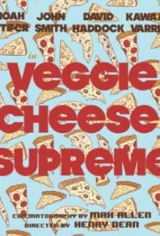 Veggie Cheese Supreme