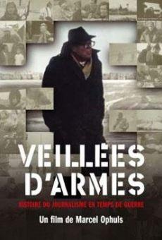 Ver película Veillées d'armes: Histoire du journalisme en temps de guerre