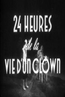Ver película Veinticuatro horas en la vida de un payaso