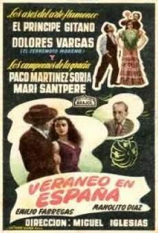 Ver película Veraneo en España