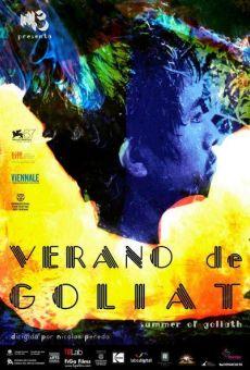 Ver película Verano de Goliat