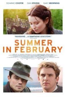 Verano en febrero