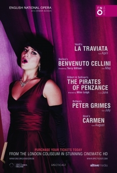 Verdi's La Traviata - English National Opera online