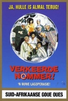 Ver película Verkeerde Nommer