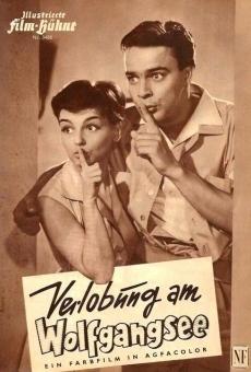 Ver película Verlobung am Wolfgangsee