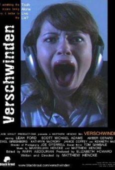Ver película Verschwinden