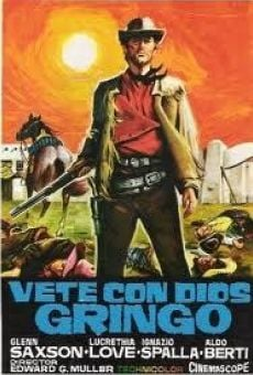 Ver película Vete con Dios Gringo