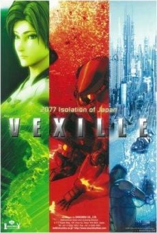 Vexille: 2077 Isolation of Japan on-line gratuito