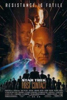 Ver película Viaje a las estrellas: Primer contacto