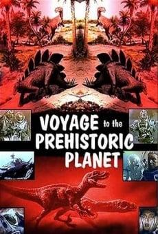 Viaje al planeta prehistorico