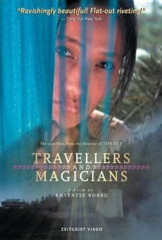 Travellers and Magicians on-line gratuito