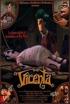 Ver película Vicenta