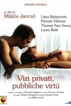 Vizi privati, pubbliche virtù on-line gratuito