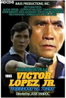 Ver película Victor Lopez Jr.: Robinhood Ng Tondo