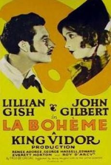 Película: Vida bohemia