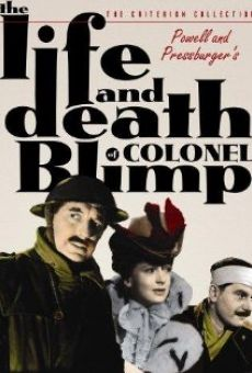 The Life and Death of Colonel Blimp on-line gratuito