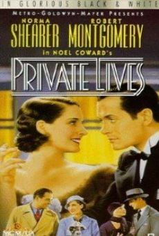 Ver película Vidas íntimas