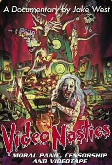 Película: Video Nasties: Moral Panic, Censorship & Videotape