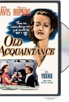 Old Acquaintance on-line gratuito