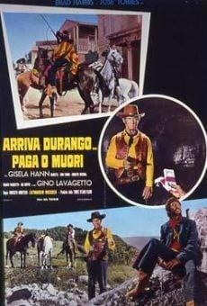 Arriva Durango, paga o muori online