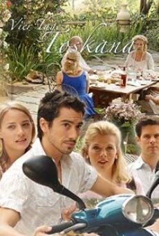 Vier Tage Toskana on-line gratuito