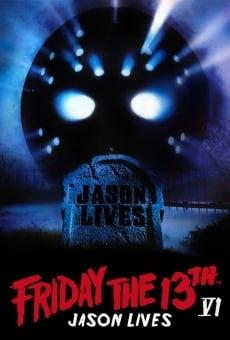 Vendredi 13, chapitre 6: Jason le mort-vivant