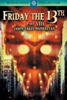 Viernes 13 Parte 8: Jason toma Manhattan online