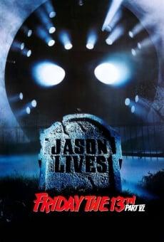 Ver película Viernes 13 VI Parte: Jason vive