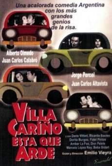 Villa Cariño está que arde online