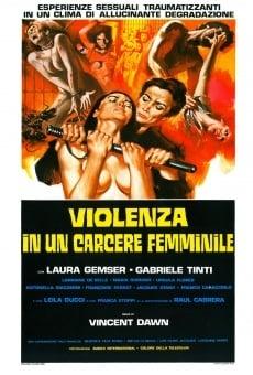 Ver película Violencia en una cárcel de mujeres