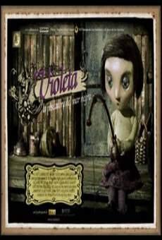 Película: Violeta, la pescadora del mar negro